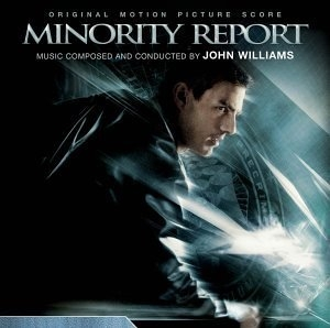 Minority Report  (Original Motion Picture Score) album cover