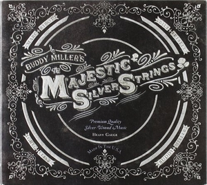 Majestic Silver Strings album cover