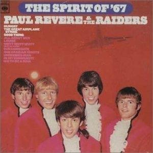 The Spirit Of '67 album cover