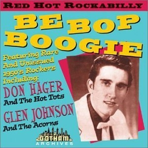Be Bop Boogie album cover