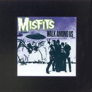 Walk Among Us album cover