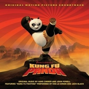 Kung Fu Panda: Original Motion Picture Soundtrack album cover