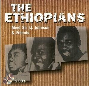 Meet Sir JJ Johnson And Friends album cover
