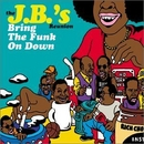 Bring The Funk On Down album cover