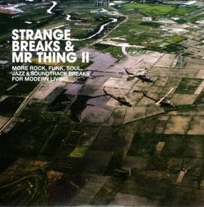 Strange Breaks & Mr. Thing, Vol. II album cover