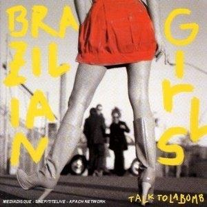 Talk To La Bomb album cover