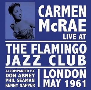 Live At The Flamingo album cover