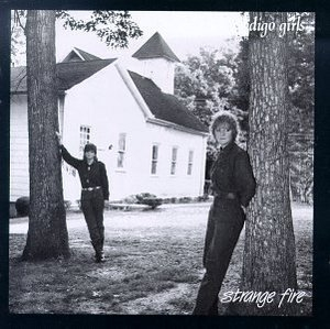 Strange Fire album cover