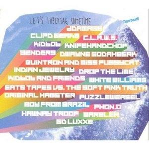 Let's Lazertag Sometime album cover