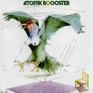 Atomic Rooster (Receiver) album cover