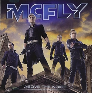 Above The Noise album cover