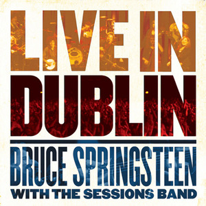 Live In Dublin album cover