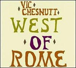 West Of Rome album cover