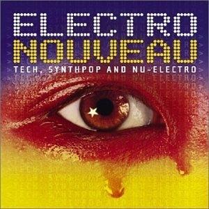 Electro Nouveau album cover