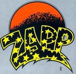 Zapp II album cover