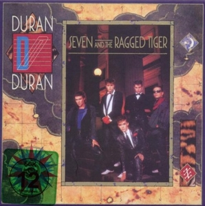 Seven And The Ragged Tiger (Deluxe Edition) album cover