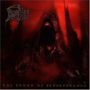 The Sound Of Perseverance album cover