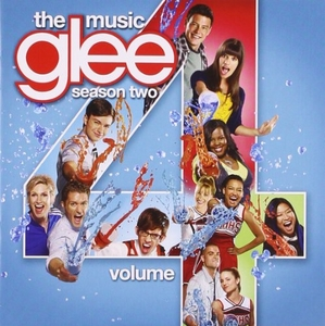 Glee: The Music, Season 2, Vol. 4 album cover