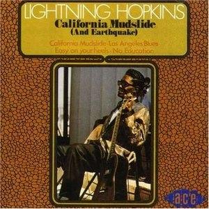 California Mudslide (And Earthquake) album cover