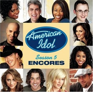 American Idol Season 5: Encores album cover