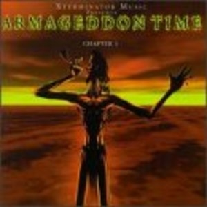 Armageddon Time album cover