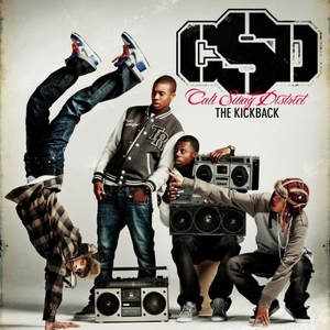The Kickback album cover