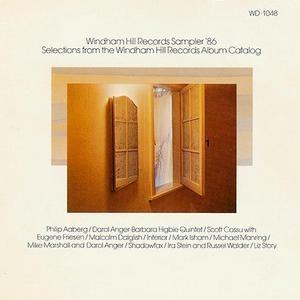 Windham Hill Records Sampler '86 album cover
