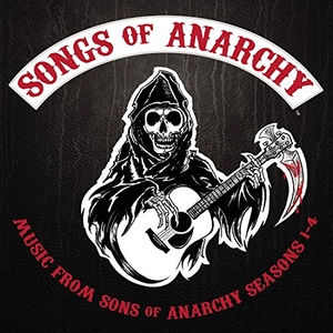 Songs Of Anarchy: Music From Sons Of Anarchy Seasons 1-4 (Soundtrack) album cover