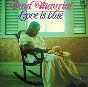 Love Is Blue album cover