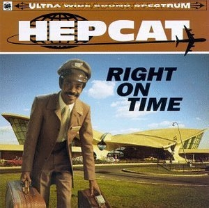 Right On Time album cover