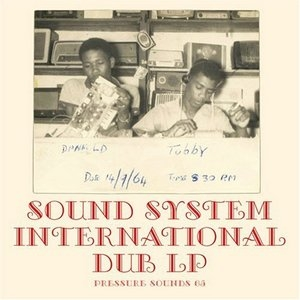 Sound System International Dub LP album cover