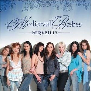 Mirabilis album cover
