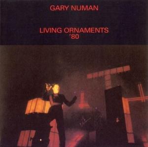 Living Ornaments '80 album cover