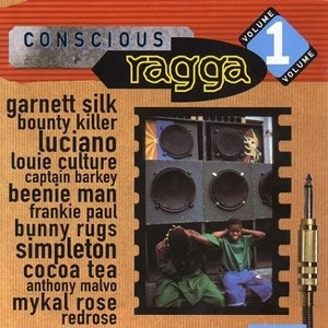 Conscious Ragga Vol.1 album cover