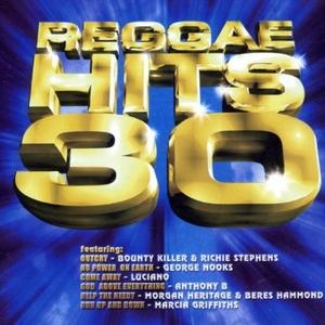 Reggae Hits 30 album cover