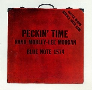 Peckin' Time album cover