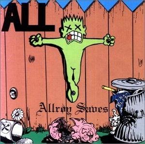 Allroy Saves album cover