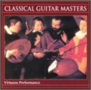 Classical Guitar Masters: Musical Renaissance album cover