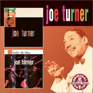 Joe Turner-Rockin' The Blues album cover