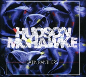 Satin Panthers (EP) album cover