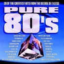 Pure 80's album cover