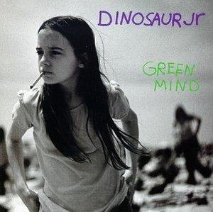 Green Mind album cover