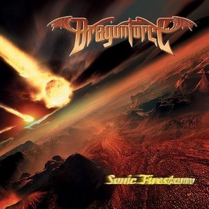 Sonic Firestorm album cover