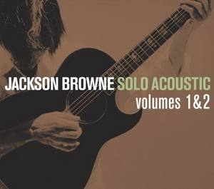 Solo Acoustic, Vol. 1 & 2 album cover