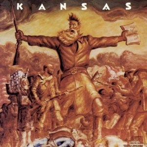 Kansas album cover