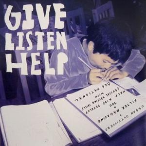 Give.Listen.Help. Vol. 6 album cover