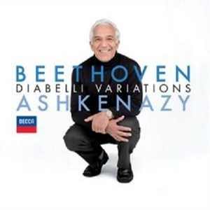 Beethoven: Diabelli Variations album cover