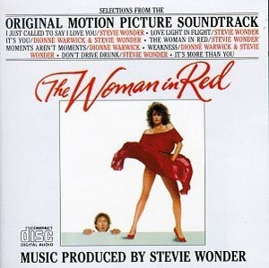The Woman In Red (Original Motion Picture Soundtrack) album cover