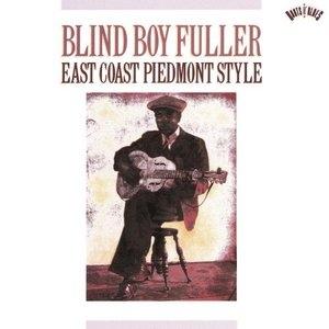 East Coast Piedmont Style album cover