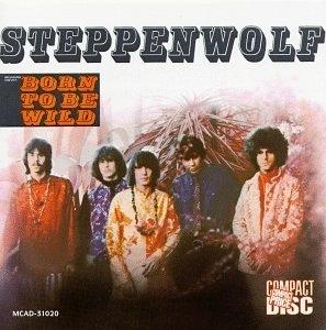 Steppenwolf album cover
